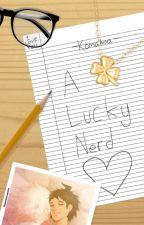 A Lucky Nerd -Komahina- by SHSL-Lucky-Student