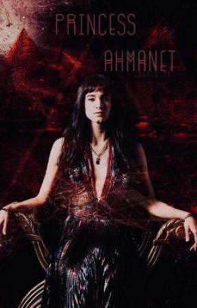 princess ahmanet • suicide squad by elegant_fox