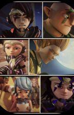 reinos elementales: el renacer del equipo by Sendokai_forever890