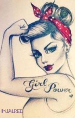 Girl Power by mjalred