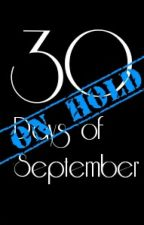 30 Days of September by Black_Emerald