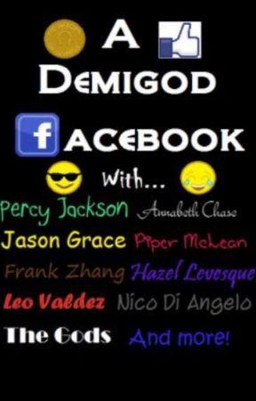 if percy jackson had facebook welcome to facebook wattpad