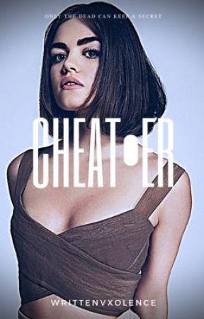 CHEAT·ER by truebluewolf