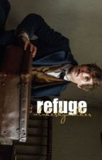 refuge • newt scamander by -lukeskywalker