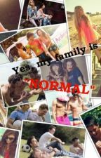 """Yes, my family is """"NORMAL"""" (Terminada) by MayteJacqueline"""