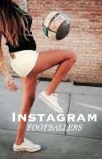 Instagram Footballers by Fan_di_Favij