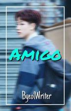 Amigo ✏RenChen by ByeolWriter
