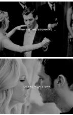 The beginning of a another story.... by hybrid_klaroline