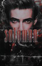 Solomon by _illuminating