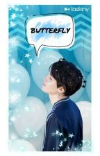 ✘ Butterfly    OS Yoonseok ✘ by Kahlanna