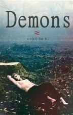 Demons   II Ziall Horlik II by Mara1D22