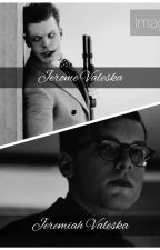 Jerome Valeska #Imagines by SociopathXdoll
