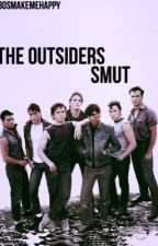 The Outsiders Smut by 80smakemehappy