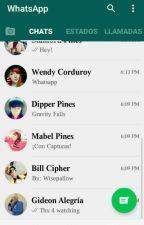 WhatsApp Gravity Falls ¡Con Capturas! by AstroBab