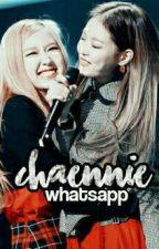 Chaennie;; WhatsApp by cutx-rose