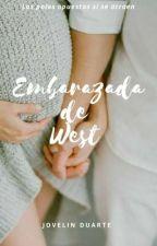 Embarazada De West.  by jovel_ortiz