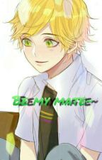 Be my mate~[seme!male!reader X Adrien] by Lazy-mad-hatter
