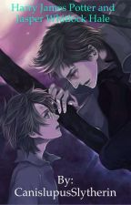 Harry James Potter and Jasper Whitlock Hale by CanislupusSlytherin