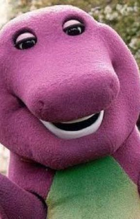 Barney el cagon  by bxtchystyles