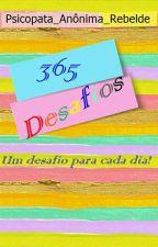 365 Desafios Para o Ano Todo by somos_todos_lokos