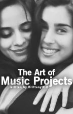 The Art of Music Projects by BrittanyH18