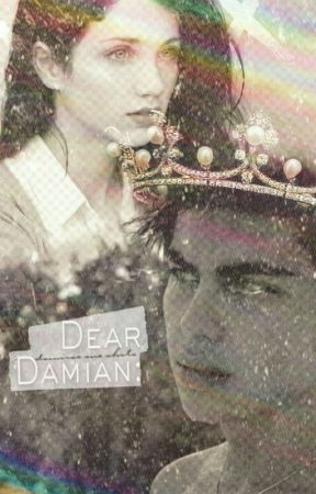 Dear Damian: DamiRae One Shots by BreeWritesStuff