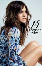 14 Reasons Why   Z. Dempsey by darlingvixen
