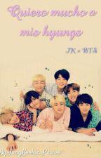 Quiero mucho a mis hyungs by JungKookie_Pasivo