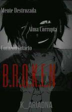 Broken (AU PJO Y HoO) by K_Ariadna