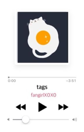 Tags | me  by fangirlX0X0
