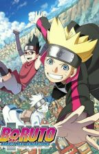 Boruto: Naruto the Next Generation by _Silk_