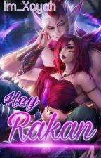 Hey, Xayah! by Im_Xayah
