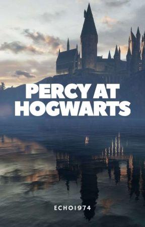 Percy Jackson at Hogwarts by Echo1974