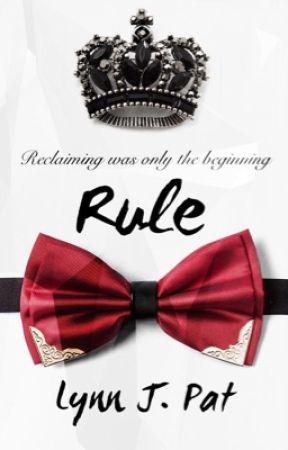 Rule by DrPepperMint_