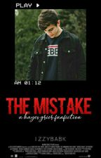 The Mistake || Hayes Grier {texting} by izzybabk