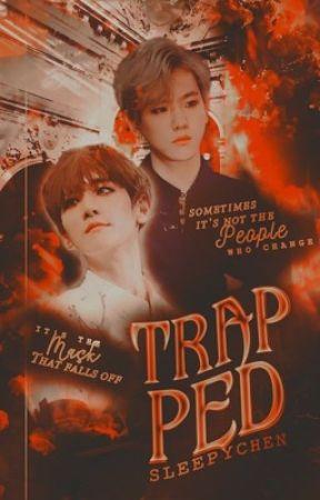Trapped // exo x reader by Sleepychen