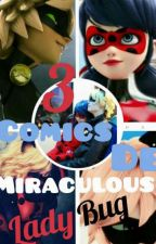 3° Comics de Miraculous Lady Bug by Scry_18