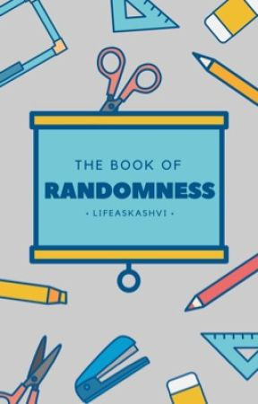 the book of randomness by lifeaskashvi