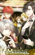 Mystic Messenger x Male Reader (BL HAREM) by BL_Harem