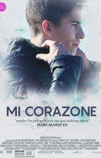 Mi Corazone (Marc Marquez Fanfict) by JojoChirathivat