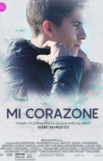 Mi Corazone (Marc Marquez Fanfict)