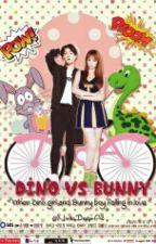 Dino vs Bunny (Pjy_Jjk) by YenniezYekoo