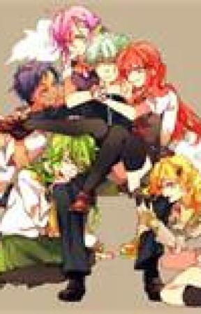 The Female Generation of Madness (Kuroko No Basuke Fanfiction) by DatOneWeebWriter