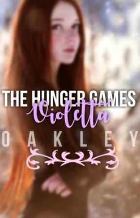 The Hunger Games Violetta by _Oakley_