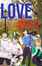 LOVE WAR // Produce 101 S2 fanfic // by Seek4Astro