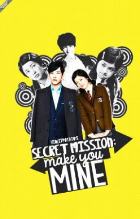 Secret Mission: Make You Mine (Love Matters) by VioletPotato