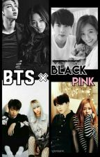 BTS x BLACKPINK by GlossyJimin95