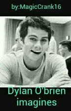 Dylan O'brien imagines by MagicCrank16