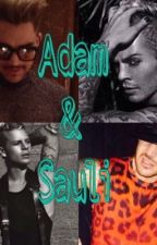 Saulbert One-shot (ManxMan) by AdamLoverx