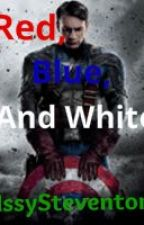 Red, Blue and White (A Captain America fanfic) by VioletAurum